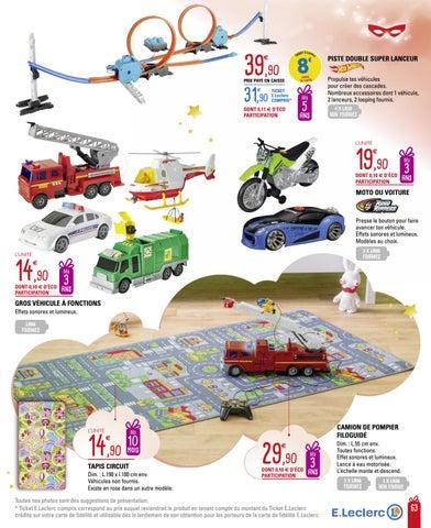 Jeux 2016 Conso Et Catalogue By Jouets Noël Lsa Spécial ELeclerc ZiuOPXk