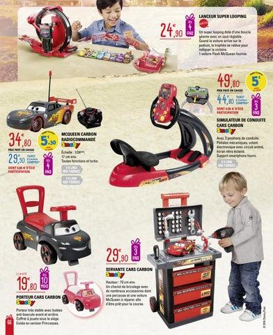 Catalogue e leclerc sp cial jeux et jouets no l 2016 by lsa conso issuu - Coffret coloriage cars leclerc ...