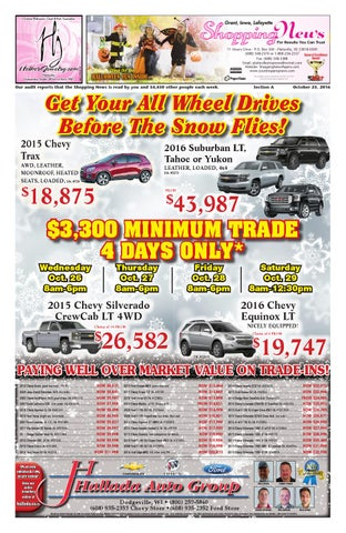 GIL Shopping News 10-25 by Woodward Community Media - issuu 1362a6267a303