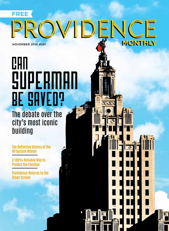 Providence Monthly November 2016 by Providence Media - issuu