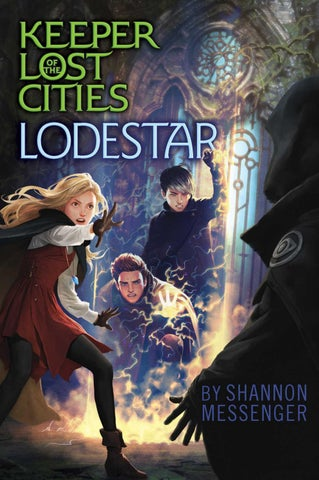 Keeper of the lost cities book 6