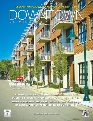 Birminghambloomfield By Downtown Publications Inc Issuu