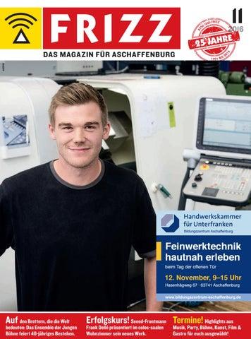 Frizz Aschaffenburg 11 2016 By Morgenwelt Verlag Issuu