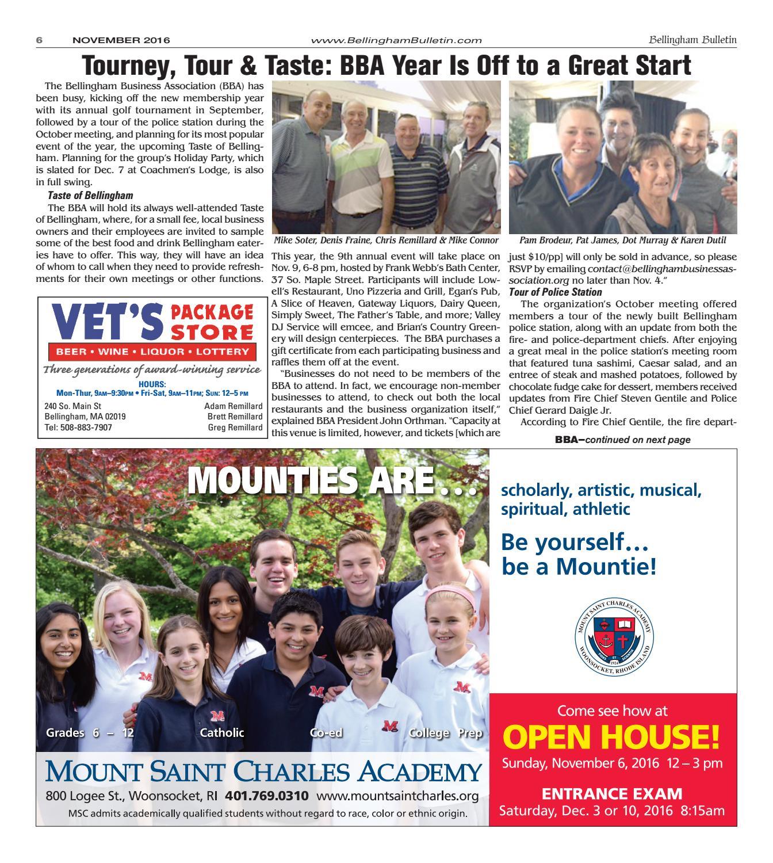 Nov16 Bellingham Bulletin By