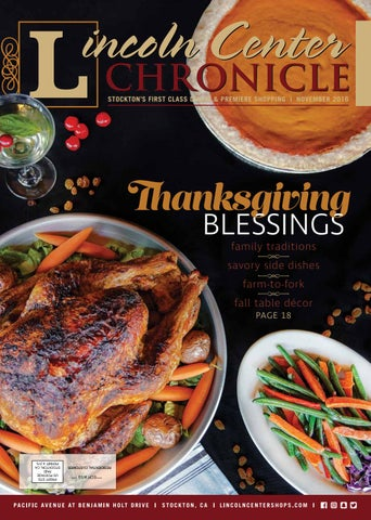 e7b31eb07d6 Lincoln Center Chronicle November 2016 by Lincoln Center - issuu