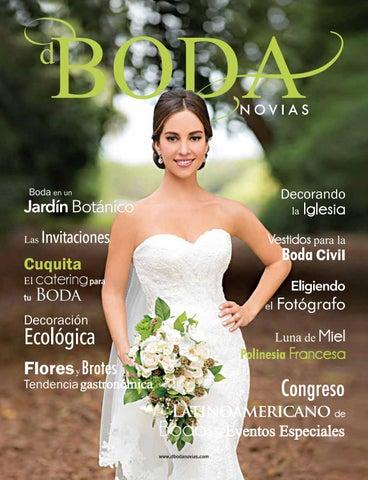 ac021981c Traemos tantas tendencias e información de la industria latinoamericana de  las bodas. Mi gran visión desde que comencé hace ocho años la labor ...