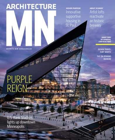 Architecture MN Magazine By