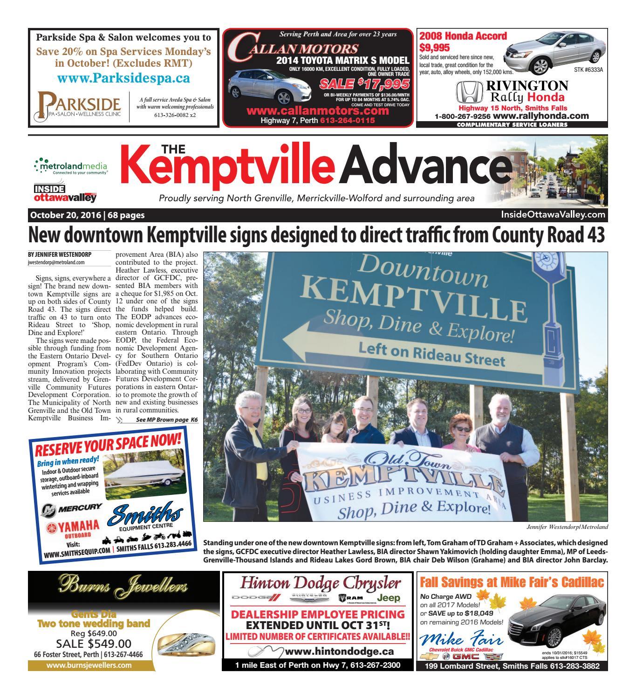 Kemptville102016 by Metroland East - Kemptville Advance - issuu 6e08736ee7515
