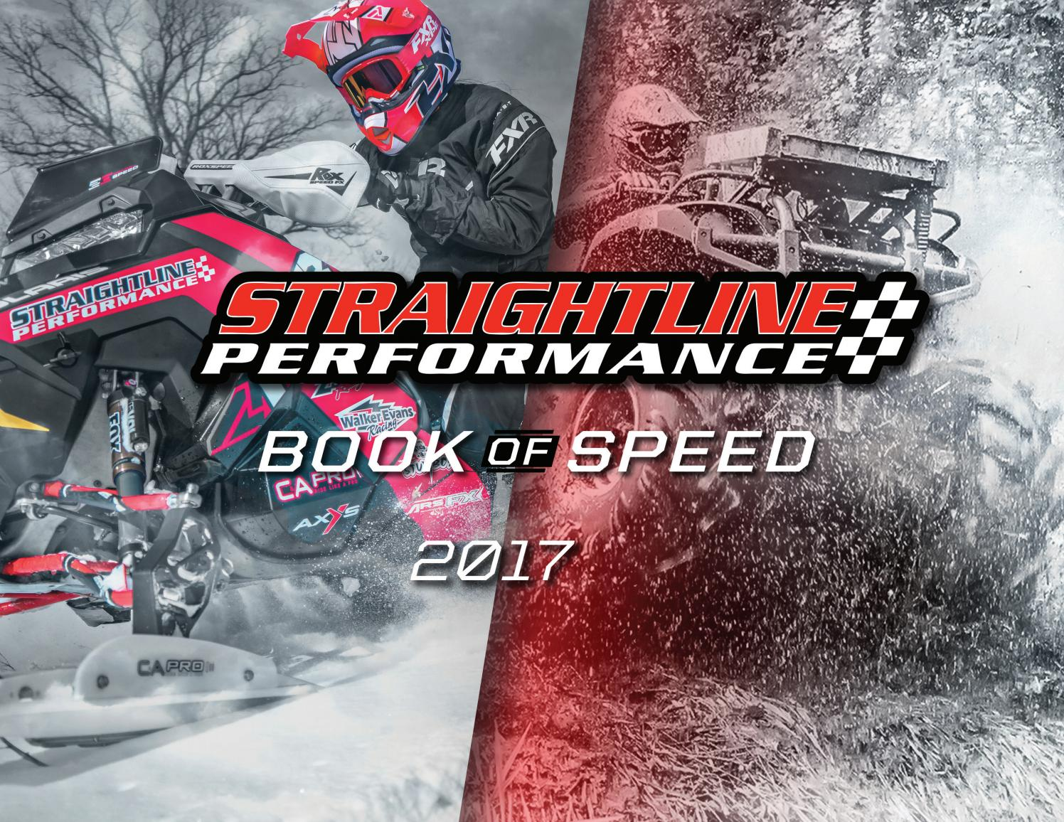 STRAIGHTLINE 131-126 SPI Y-Pipe Snowmobile Parts Exhaust