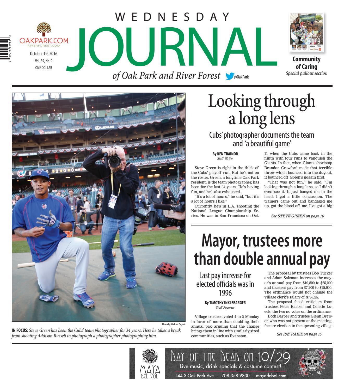 WednesdayJournal by Wednesday Journal issuu
