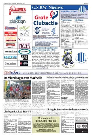 Goirles Belang 26-10-2016 by Uitgeverij Em de Jong - issuu 9e57e8c72c73