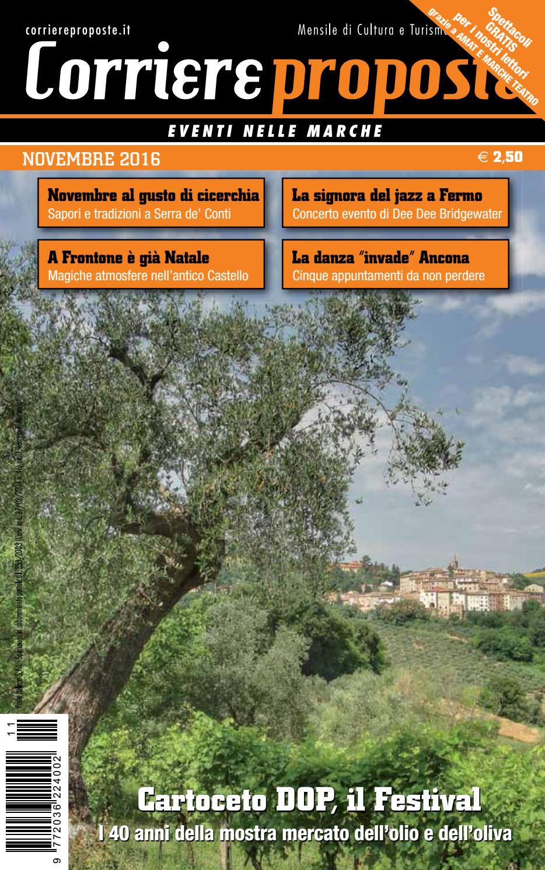 Corriere Proposte - Novembre 2016 by Corriere Proposte - issuu ece50c82be84