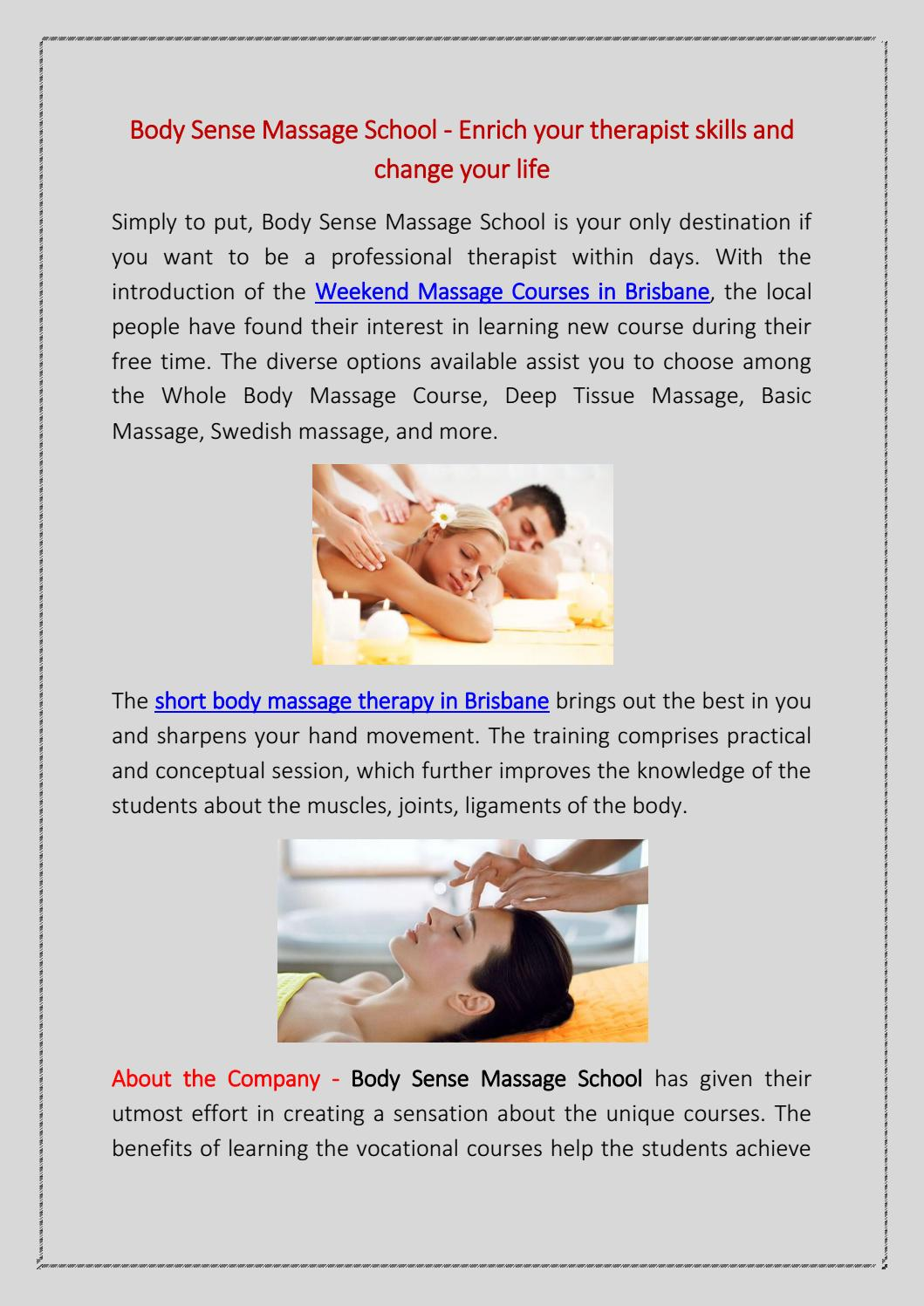 Forum on this topic: How to Choose a Massage Course, how-to-choose-a-massage-course/
