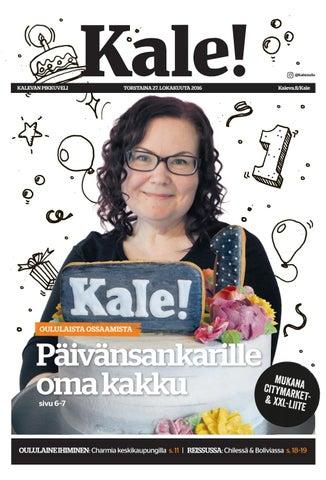 Kale! 27 10 2016 by Kaleva Oy - issuu de3853d2a5