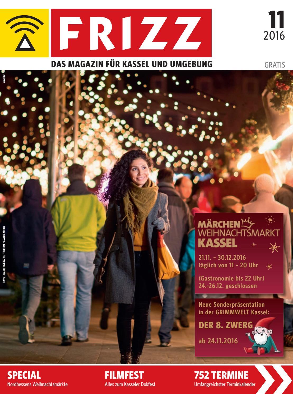 FRIZZ Das Magazin Kassel November 2016 by frizz kassel - issuu