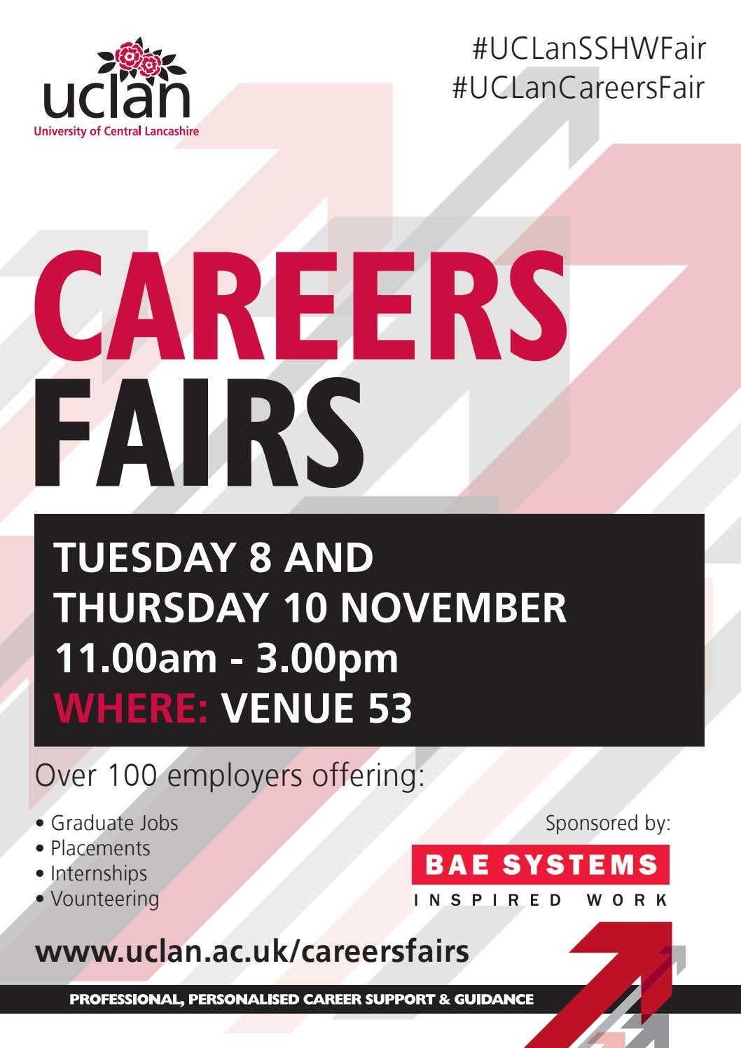 Careers fair booklet general fair latest by uclan careers issuu falaconquin