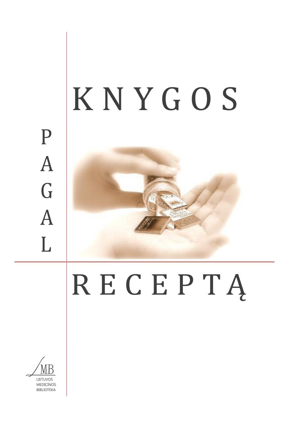 """Daiva Širkaitė """"Knygos pagal receptą"""" by Lietuvos medicinos"""