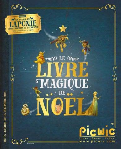 Catalogue Jeux Et Jouets Picwic Noël 2016 By Lsa Conso Issuu