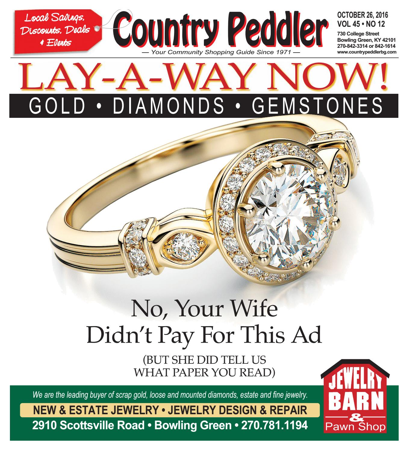 Country Peddler 10 26 16 By Country Peddler