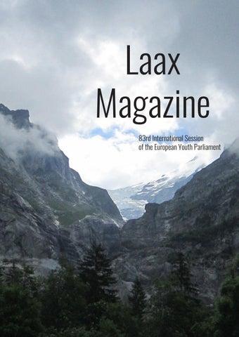 Laax Magazine By Laax 2016   Issuu