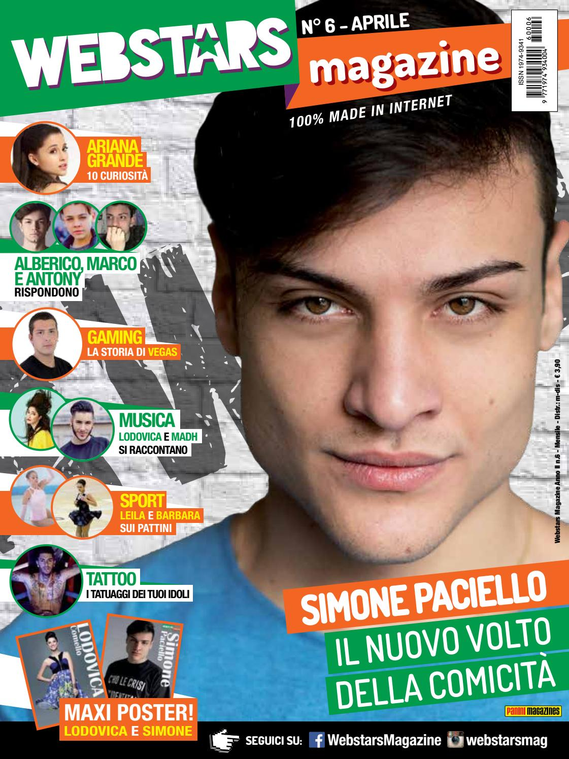 Webstars Magazine N6 Apr 2016 By Webstars Magazine Issuu