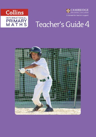 I can do maths book 4 answers