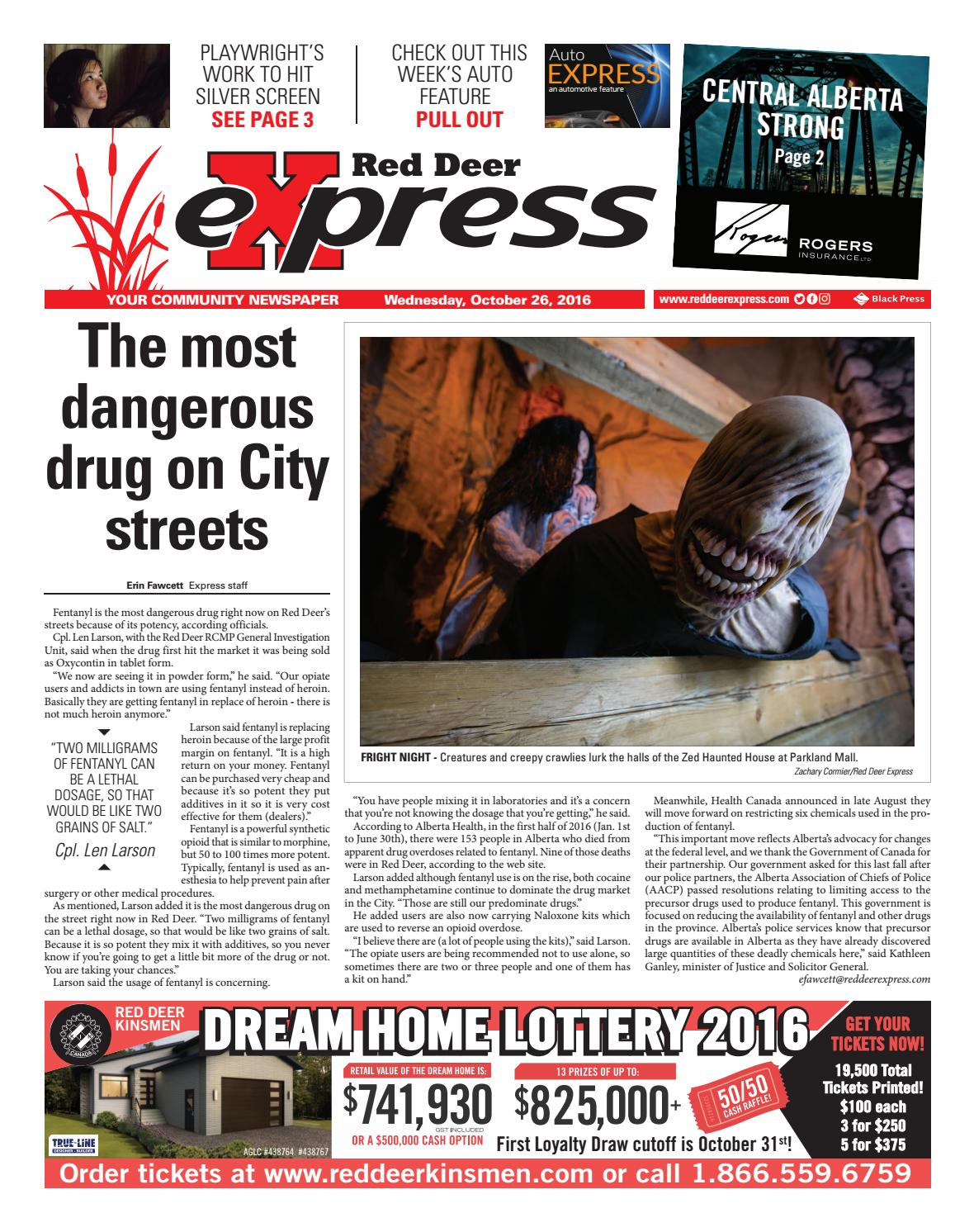 Red Deer Express October 26 2016 By Black Press Issuu