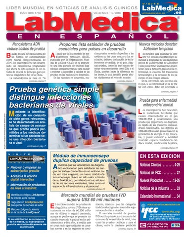 LabMedica Español Octubre 2016