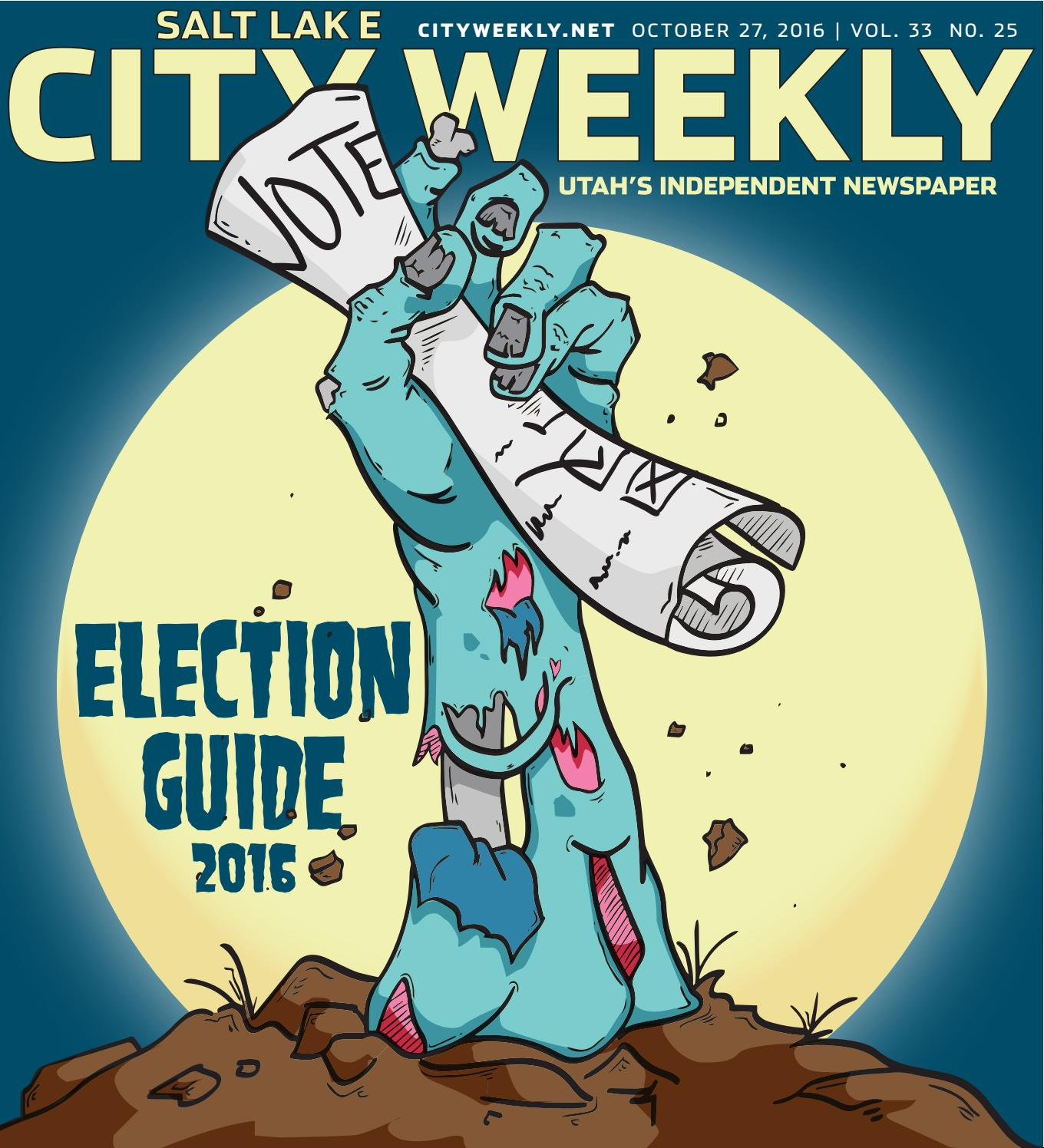 City Weekly Oct 26 2016 by Copperfield Publishing issuu