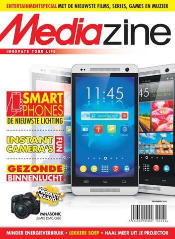 122b89851c8 Mediazine Belgie November 2016 by Mediazine België/Belgique - issuu