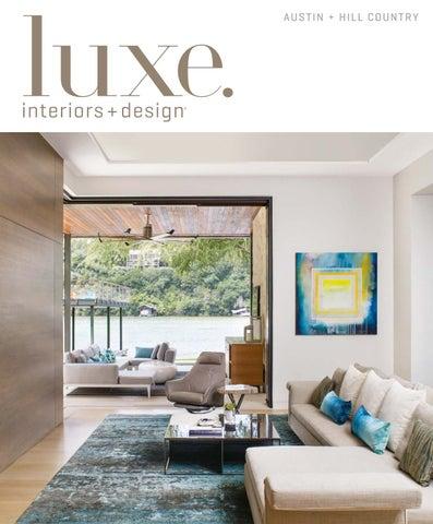 Luxe Magazine November 2016 Austin By SANDOWR
