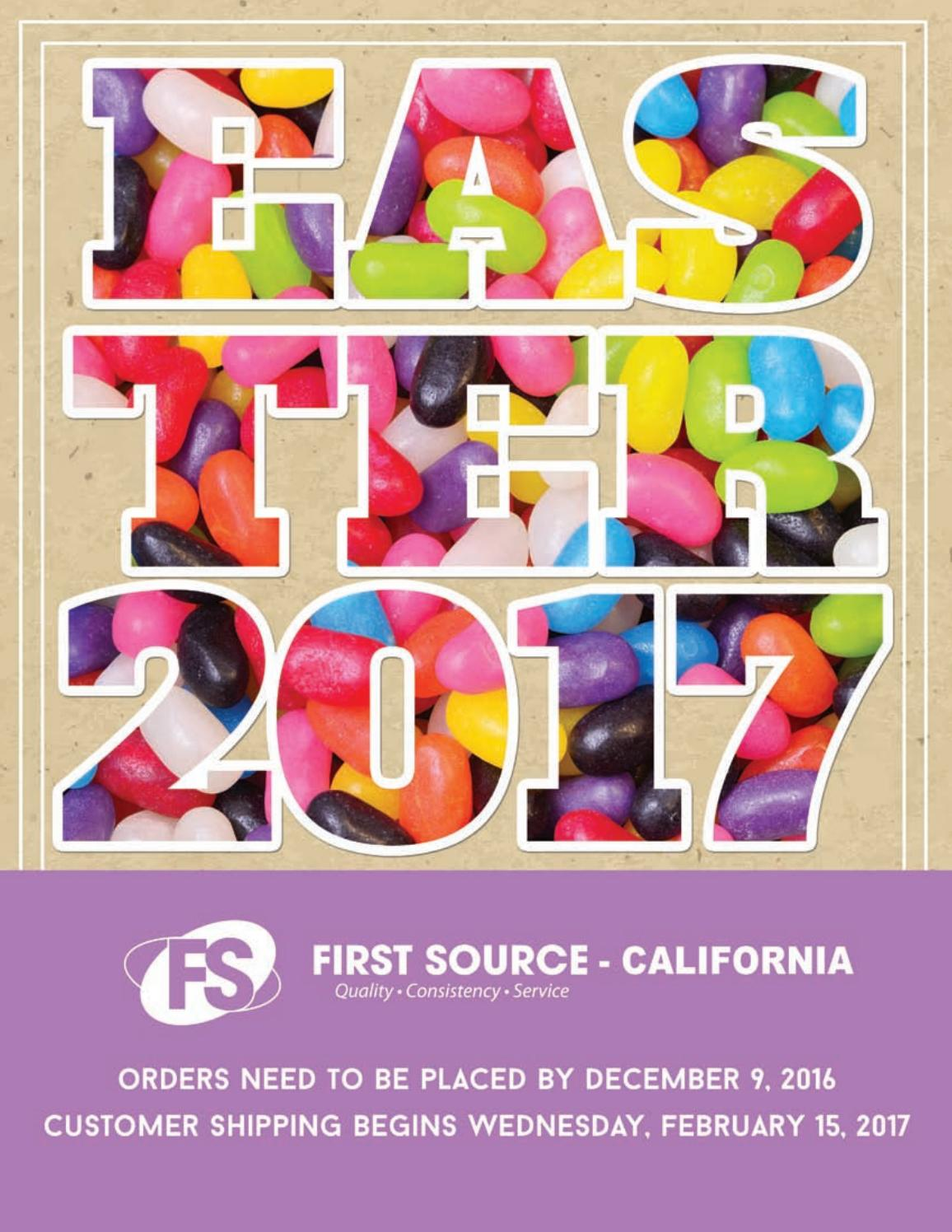 easter 2017 by first source issuu