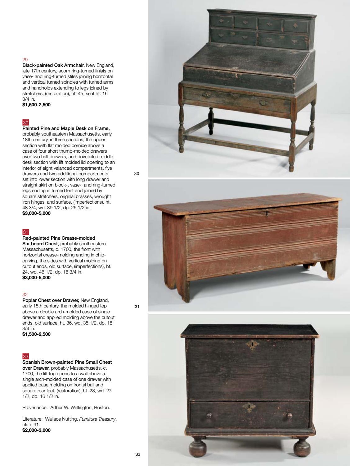 Awe Inspiring American Furniture Decorative Arts Skinner Auction 2961B Download Free Architecture Designs Scobabritishbridgeorg