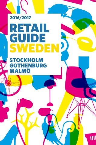 Retail Guide Sweden 2016 2017 by Lisa Haglund - issuu e88aec11927
