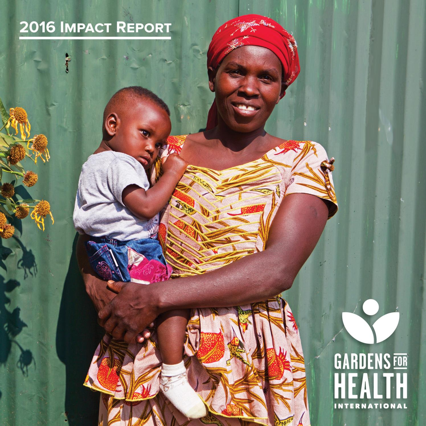 Ghi 2016 Impact Report By Gardens For Health International Issuu