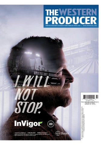 The Western Producer October 27 2016 By