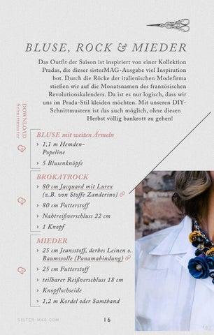sisterMAG 26 – Erde & Ernte III – Messidor – Deutsch by sisterMAG ...