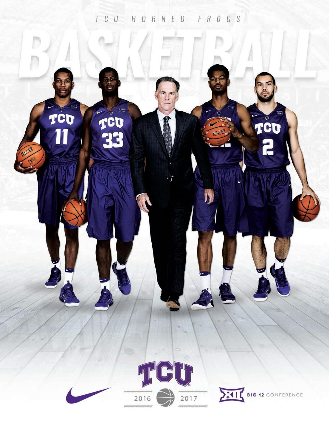 4720506217c119 2016 TCU Basketball Fact Book by TCU Athletics - issuu
