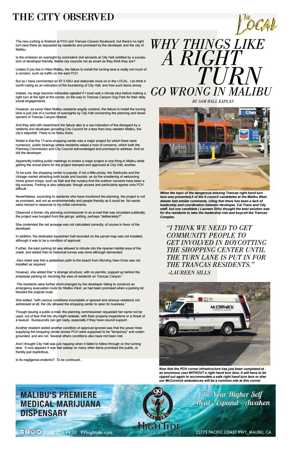 Issue 39 Robert Kennedy Jr by The Local Malibu - issuu