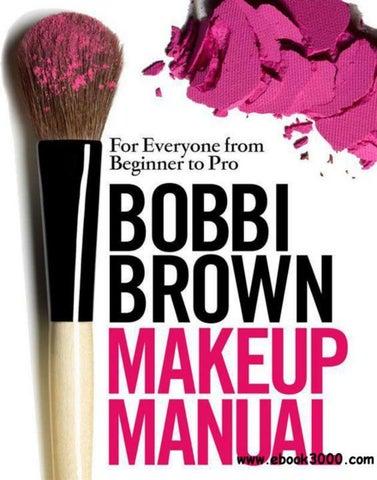 8c55c677aa98a Bobbi Brown MakeUp Manual