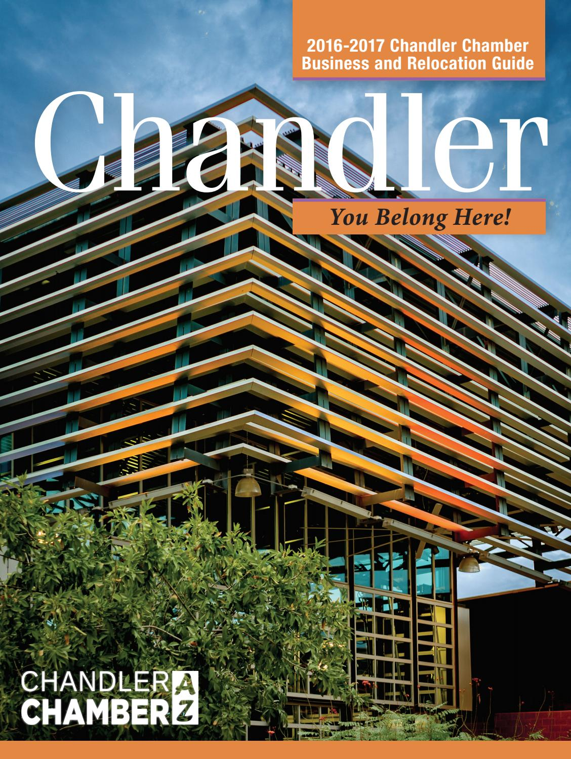Chandler Chamber of Commerce Business & Relocation Guide by Republic ...