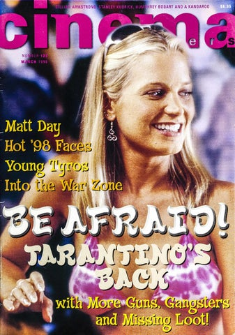Cinema papers no123 march 1998 by uow library issuu page 1 fandeluxe Choice Image