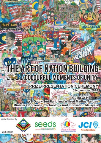 The Art Of Nation Building 2016 By JCI Kota Kinabalu