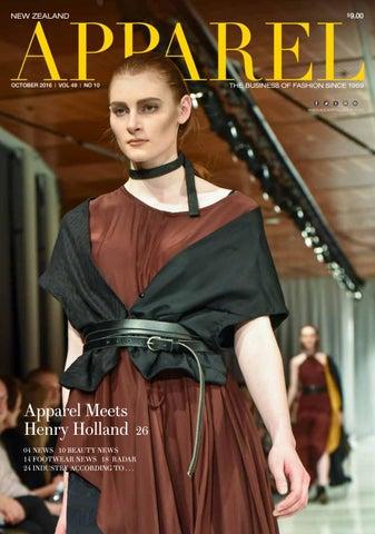 b094223bebc Apparel Magazine    October 2016 by Review Publishing Ltd - issuu