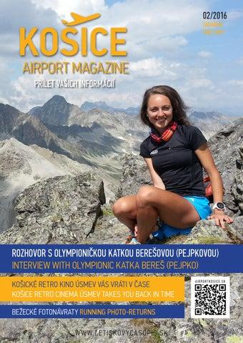 d268c32e7 Košice Airport Magazine 02/2016 by LEMUR - issuu