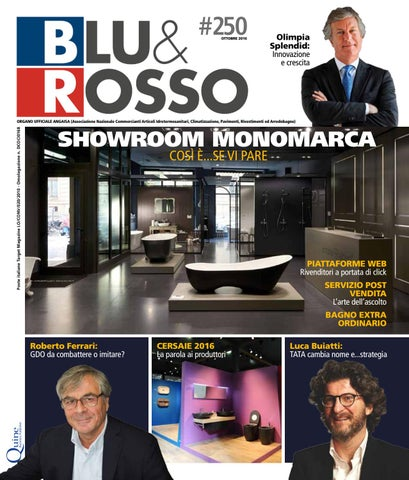 Blu&Rosso #250 | Ottobre by Quine Business Publisher - issuu