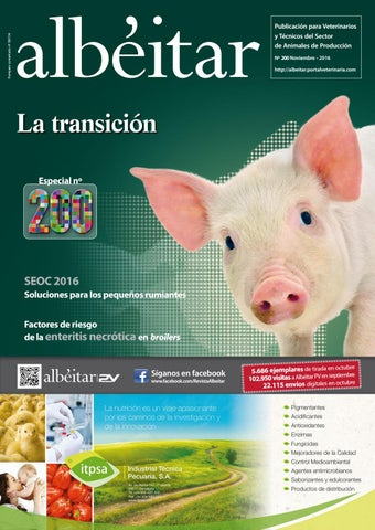 Albéitar 200 by Grupo Asís - issuu