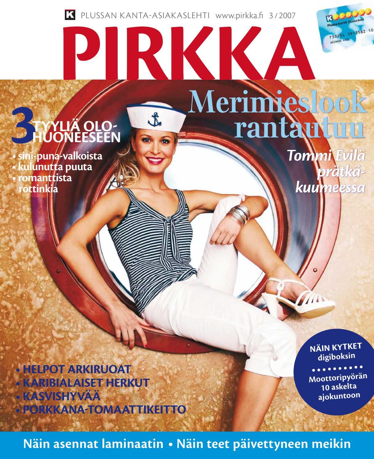 PIRKKA 3 2007 by Ruokakesko - issuu fd7704f62a