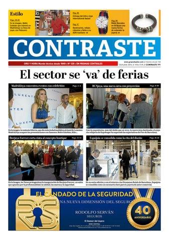 6ebf275a14fa Contraste 191 by GRUPO DUPLEX - issuu