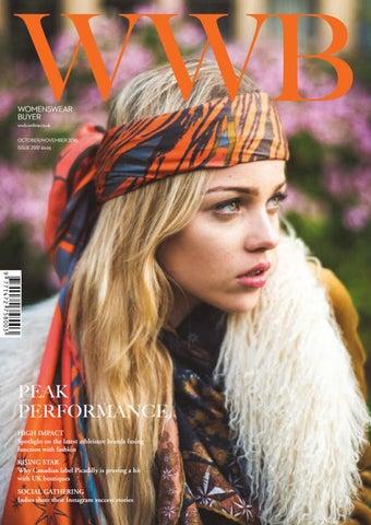 0d69bf0cc186dd WWB MAGAZINE OCTOBER / NOVEMBER ISSUE 259 by fashion buyers Ltd - issuu
